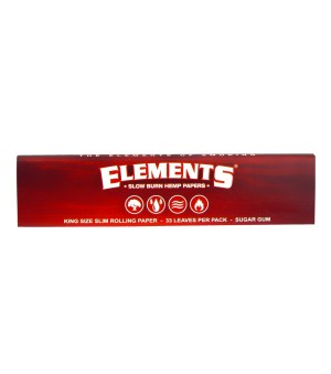 Elements Red Slow Burn...